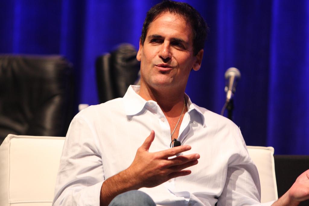 Mark Cuban 'Billionaire Shark'
