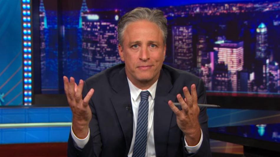 Video: Jon Stewart Delivers Powerful Message On Charleston Shootings