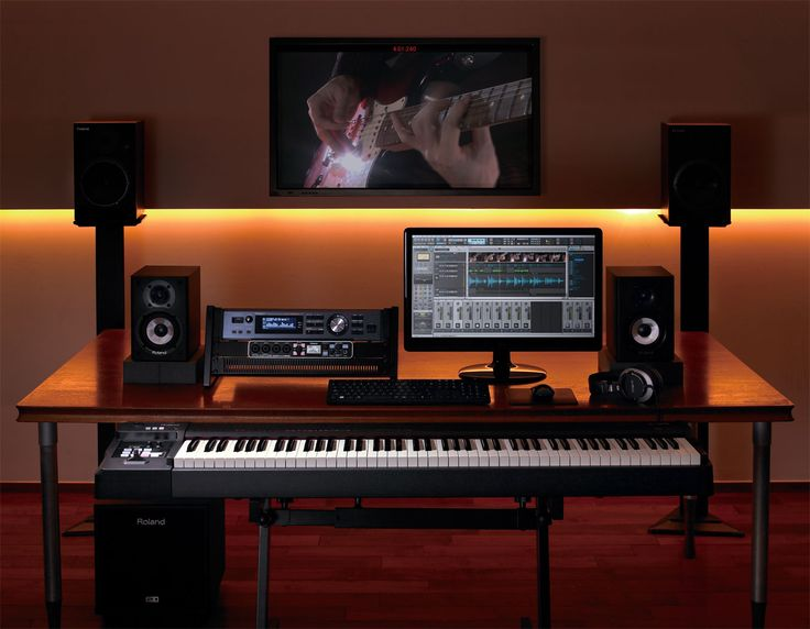 Enjoyable How To Make An Extremely Effective Home Recording Studio Setup Largest Home Design Picture Inspirations Pitcheantrous