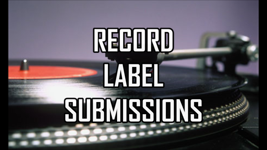 record label submissions