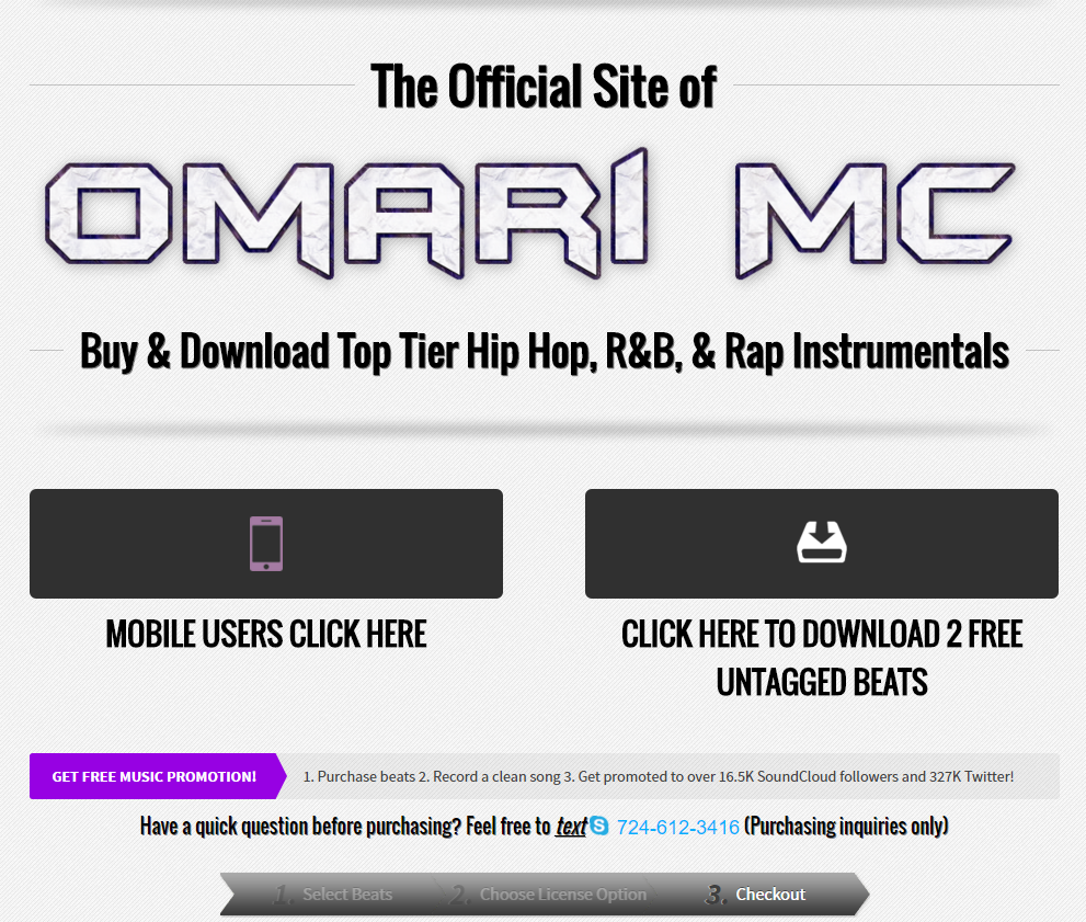 How To Make A Music Website That Sells