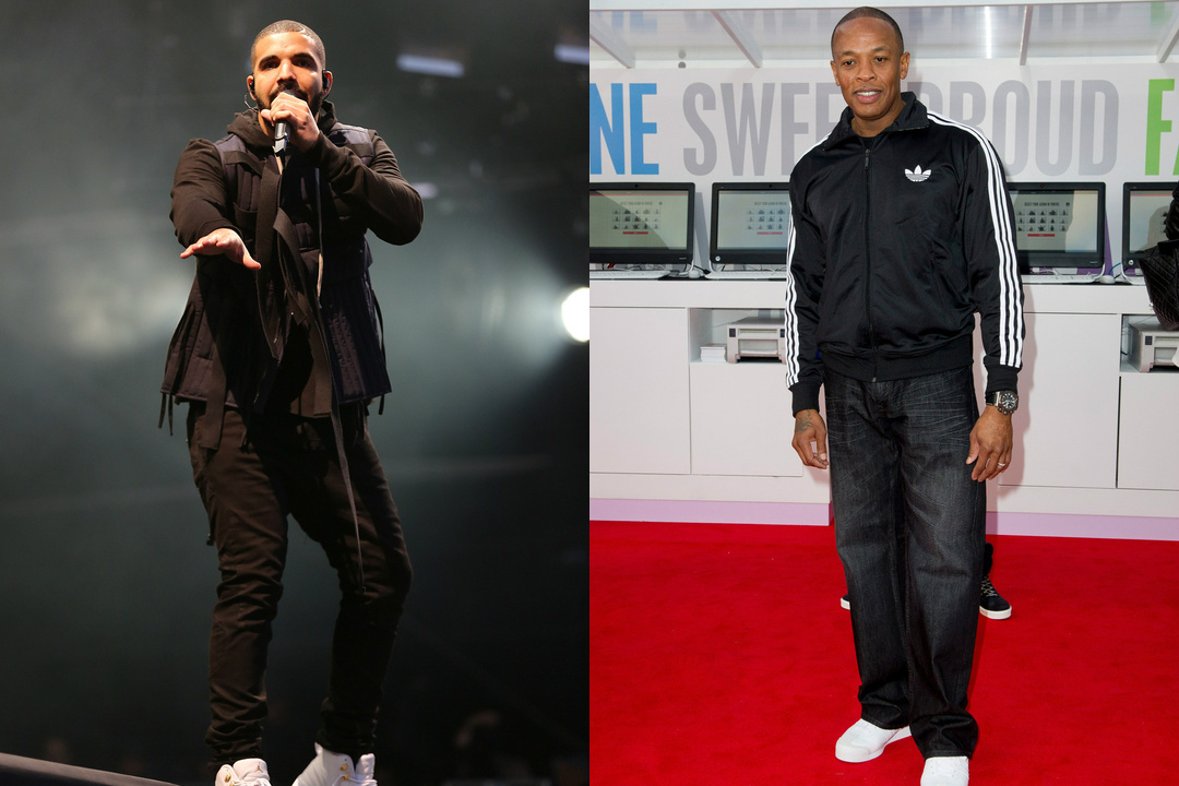 DRAKE AND DR.DRE USE GHOSTWRITERS