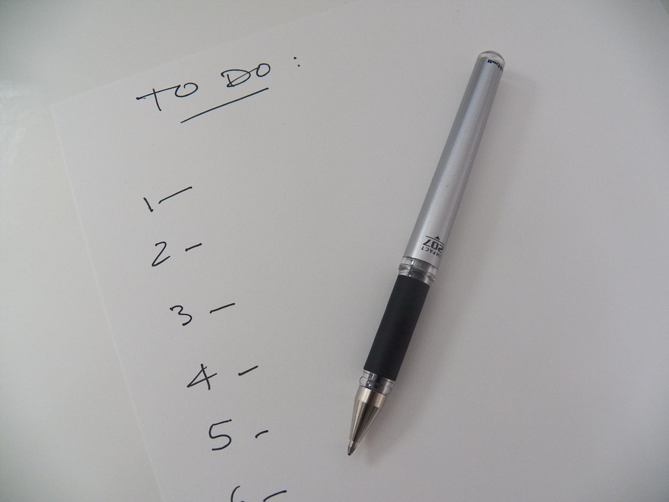 Submitting Music To A&R To-Do List