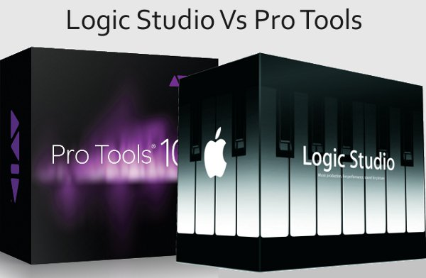 ProTools Vs. Logic Pro. How to build the ultimate audio home recording studio