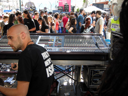 10 Things EVERY Live Sound Engineer Should Know — Omari MC