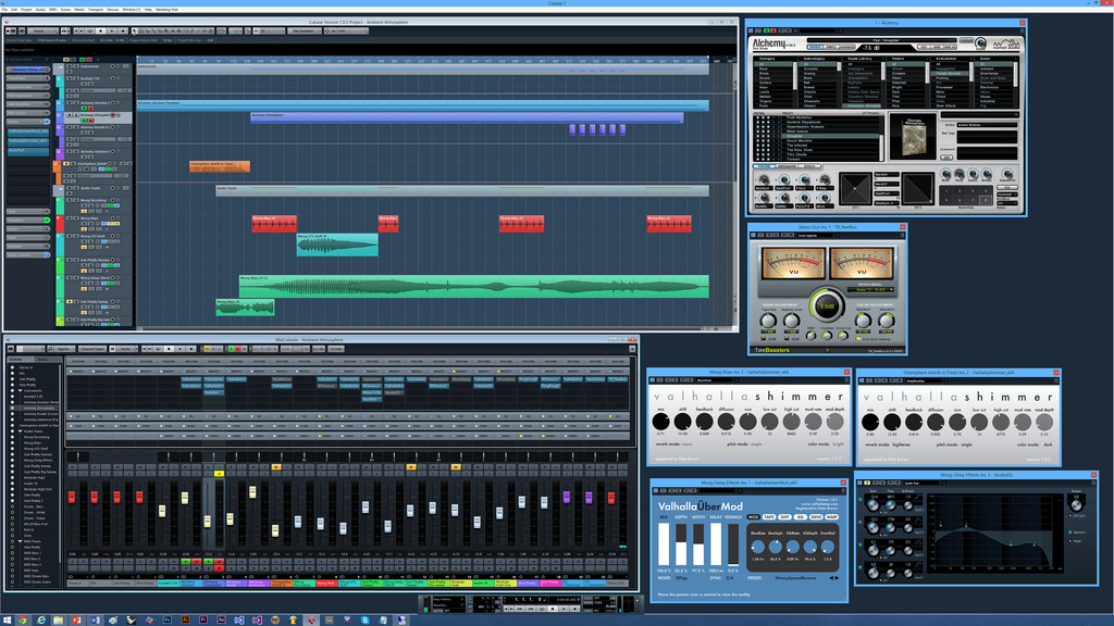 Pro Tools Vs Logic Vs Fl Studio Vs Ableton Vs Cubase: The ...