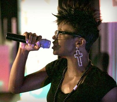 torch female rapper christian
