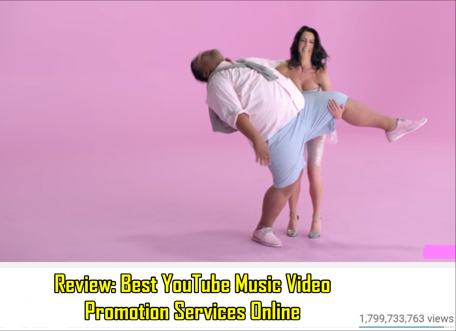 Best YouTube Music Video Promotion Services Online