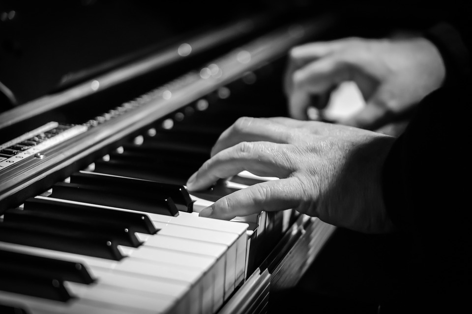 How One Pianist Made A Living Through Streaming Royalties