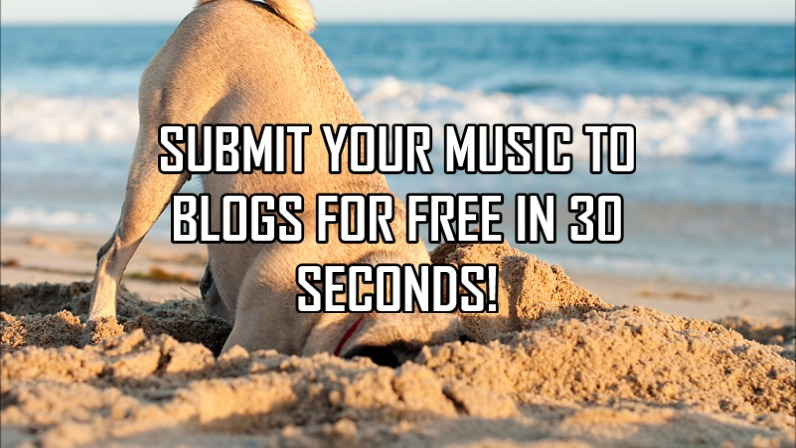 Submit Your Music In 30 Seconds | Free Music Submissions — Omari MC