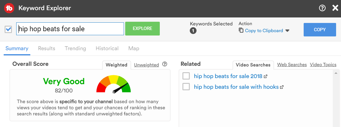 Best Keyword Tags For Promoting Hip Hop Beats On YouTube